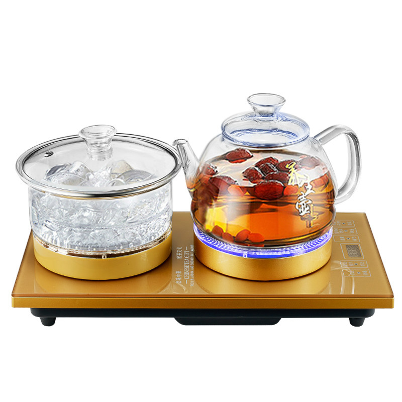 At the bottom of water, water electric kettle spring boiler bottle tea stove set