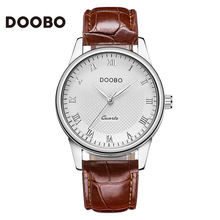 Mens Watches Top Brand Luxury Quartz Watch DOOBO Fashion Casual Business Watch men Wristwatches Quartz-Watch Relogio Masculino