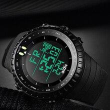 купить 2019 new fashion addies quartz men watch waterproof sport watch luminous hardlex luxury brand wristwatch men's watch sport дешево