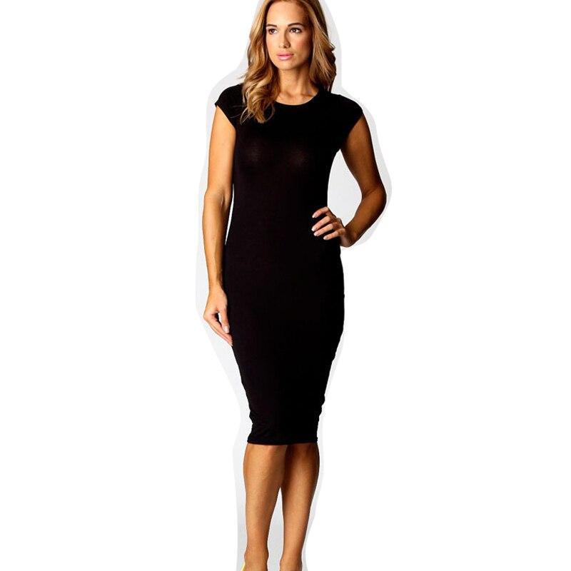 Aliexpress.com : Buy 2016 Sexy Black Dress Slimming Tight Dress ...