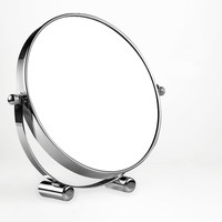 Dressing Room Mirror Table Makeup Mirror Luxury High Definition Princess Mirror Super Large Portable Mirror 360 Degree Rotating