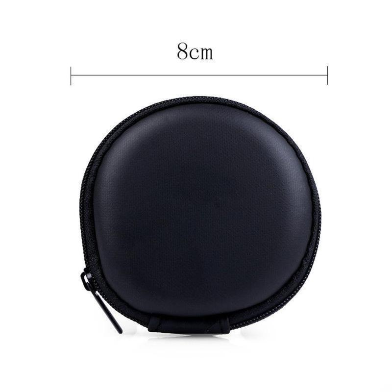 Cute Coin Purse Shockproof Neutral Data Cable Storage Bag Portable Headset Bag Wallet Wholesale For Women Men