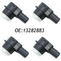 4 SZTUK 13282883 Pomocy Odwrotnej Ultradźwiękowy Czujnik Parkowania PDC Dla G M Zderzak 0263003820