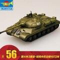 Trompetista modelo modelo acabado 1/72 mundo do Sino Stalin 3 tanque pesado soviético borda em 1972 36247