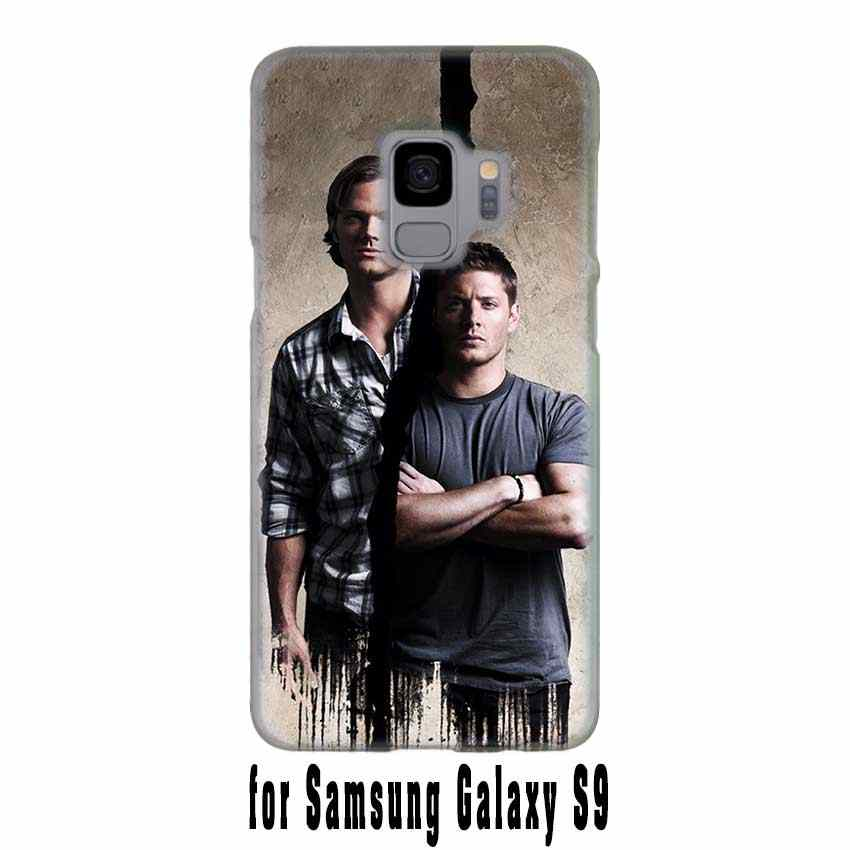 BINFUL чехол жесткий прозрачный для samsung S9 S8 S7 S6 S5 S4 S10 Edge Plus для Galaxy Note 10 Pro 9 8 tv supernatural