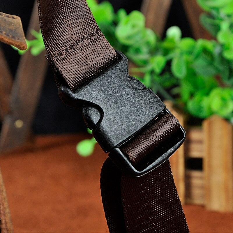 multi-função mensageiro ombro crossbody saco de cintura