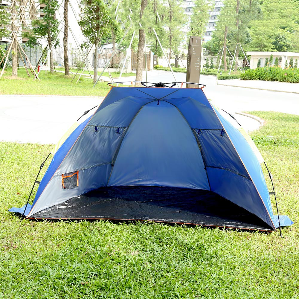 SHENGYUAN Outdoor Camping Tent Water Resistant Automatic Instant Setup 3 4 Person Beach Fishing Tent