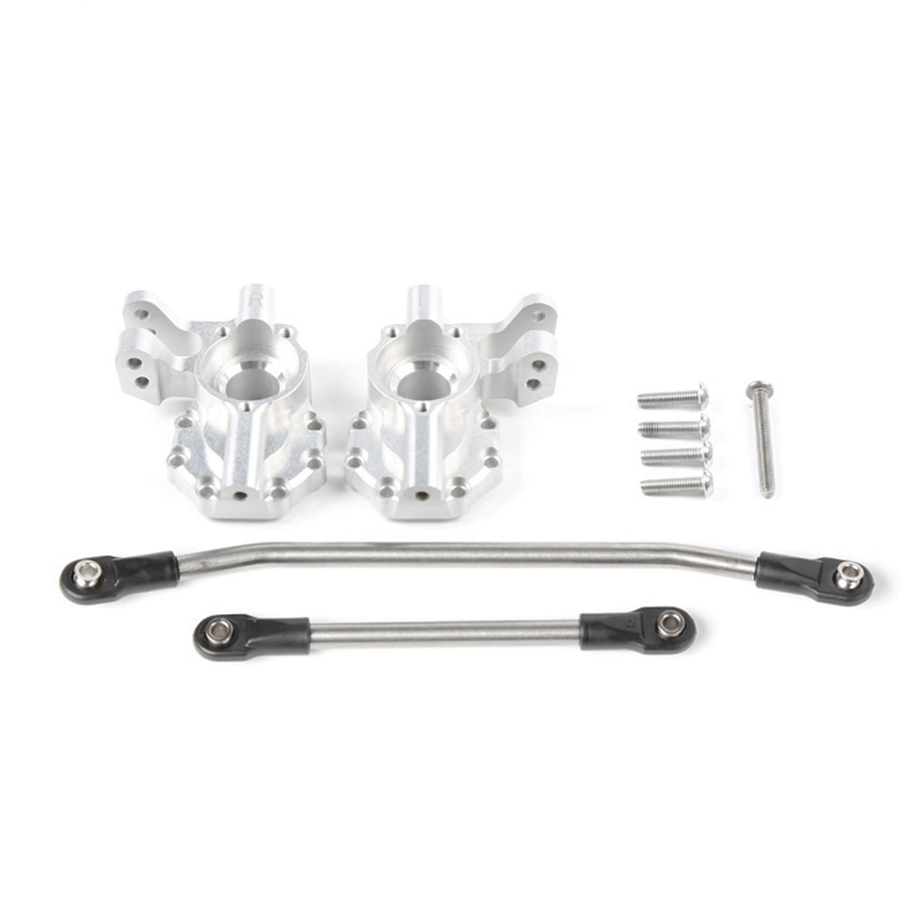 Craft Steering Gear Box Base & Tie Rod And Drag Link For 1/10 Traxxas Trx4 RC Car Body Frame Spare Parts Accs цена