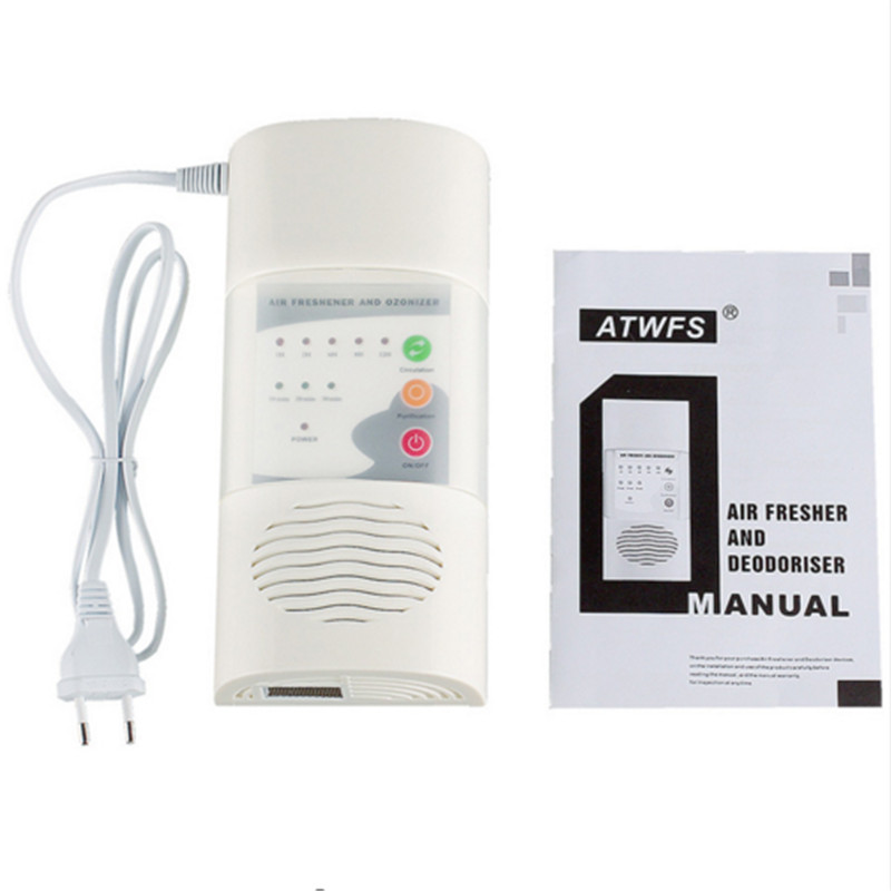 Household Air Fresher Air Purifier,Air Cleaner Deodorizer Sterilization Germicidal Electric Oxygen Concentrator Filter