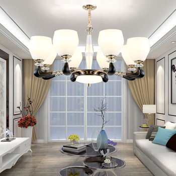 LED kronleuchter wohnzimmer ausgesetzt lampe Moderne hänge ...