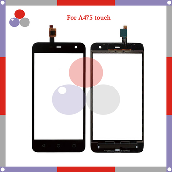 10pcs/lot High Quality For ZTE Blade L4 pro A475 touch Screen Panel Sensor Digitizer Outer Glass Lens