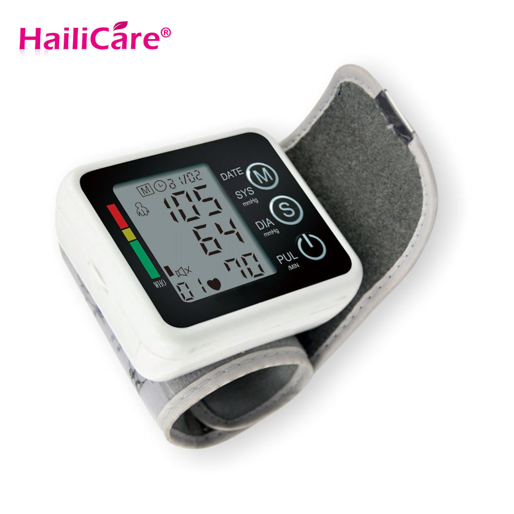 Health Care Automatic Tonometer Portale Digital Wrist Blood Pressure Monitor Meter Measuring Pulse Sphygmomanometer Tensiometros велосипед forward meteor 16 2016
