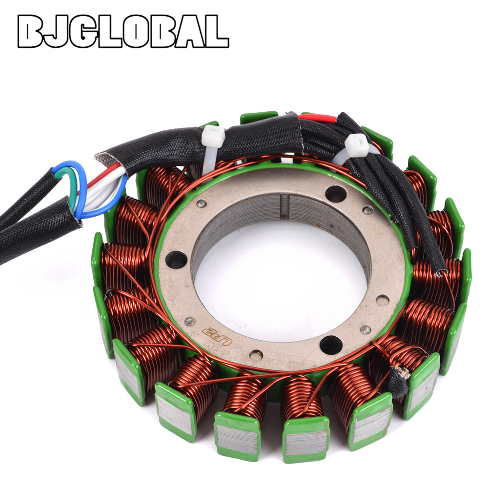 Image 3 - Motorcycle Magneto Stator Coil Generator For Yamaha YFM350X Warrior YFM350R RAPTOR 350 5NF 81410 00 YFM350FX 4x4 Wolverine 350-in Motorbike Ingition from Automobiles & Motorcycles