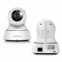 ANNKE 720P HD WiFi Home Security CCTV IP Camera With Night Vision Two Way Audio P2P