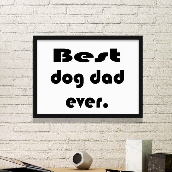 Best Father Day Dad Papa Universe Festival Quote Simple Picture ...