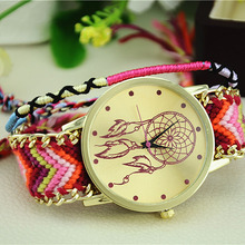 2017 Watch Dream catcher Women Watches Brand Famous Quartz Watch Bangle Relogio Feminino Dress Clock Girls Reloj Mujer #7542409