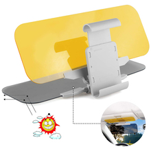 Car Sun Visor Extension Anti Glare Driving HD Day and Night Eye Protector Anti-Glare Anti-UV Anti-Dazzle Vision