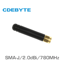 TX780-JZ-5 780MHz SMA-J interface 50 Ohm impedance less than 1.5 SWR 2.0dBi gain high-quality omnidirectional antenna