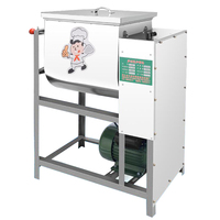 5kg capacidade Pequeno Misturador de Massa comercial Misturador da Farinha Mexendo Mixer O Misturador de Massa máquina de mistura da Massa Máquina de Amasso 2200w 1pc