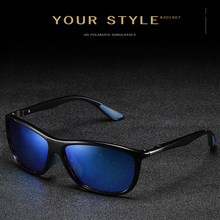 NIKSIHDA 2019 European and American latest popular Polarized Sunglasses for men and women personality frame sunglasses UV400 niksihda 2019 european and american pop polarized sunglasses fashion sunglasses anti ultraviolet sunglasses uv400