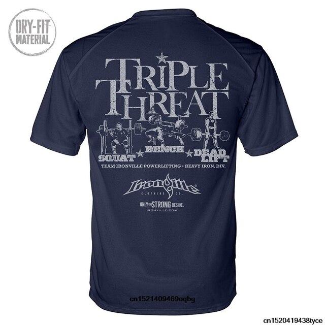 Triple threat adult
