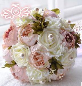 Bride-Bouquet-Vintage-Artificial-Flower-Wedding-Bouquet-Peony-Wedding-Flowers-Romantic-Fashion-bouquet-de-noiva-Pink (1)