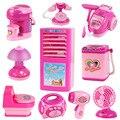Mini aspirador de eletrodomésticos brinquedo para crianças máquina de lavar roupa menino menina pretend play toy simulação trabalho doméstico toys