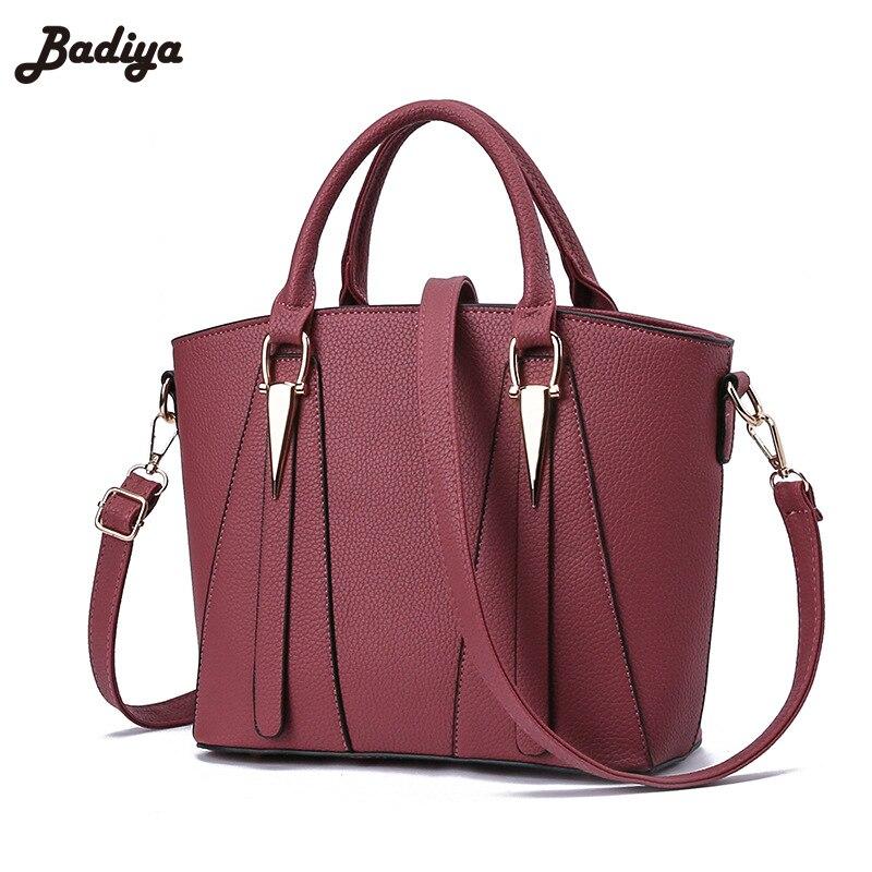 Vintage Tote Bags Handbags For Women And Girls 2017 Bag Handbag Fashion Handbags Women Bolsas Shoulder Bag Casual Messenger Bags