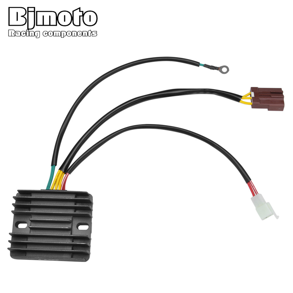BJMOTO Motorcycle Voltage Regulator Rectifier For KTM Duke