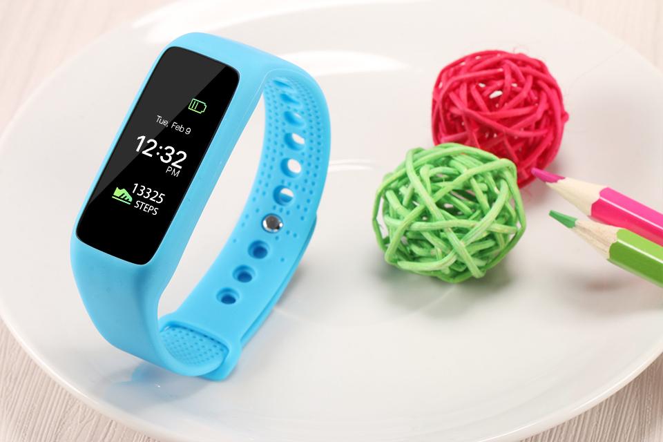 Lemfo l30t kolorowy ekran inteligentny zespół pulsometr krokomierz uśpienia fitness tracker dla andriod ios telefon 20