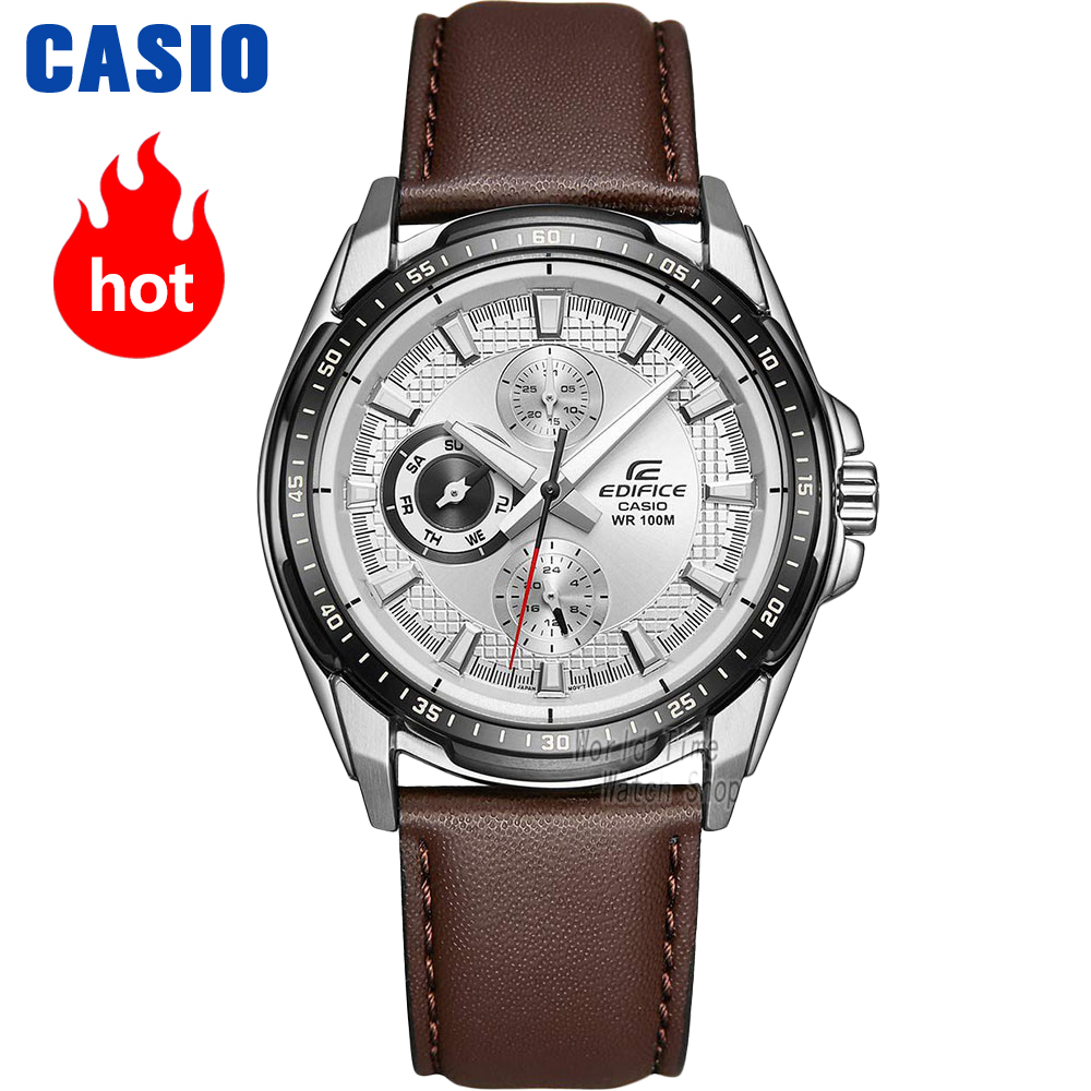 Casio watches CASIO men waterproof fashion leisure business quartz watch EF-336L-7A casio ef 126d 7a