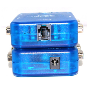 Image 3 - MT VIKI VGA Splitter Switch Selector Connector Support 2 In 2 Out 1920*1440 High Resolution HD vag sharer MT 202S