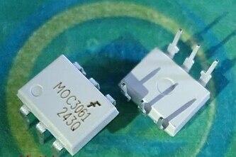 20 Stücke Fairchild Moc3061 Fsc Dip-6 Optoisolatoren-triac Verkaufsrabatt 50-70%