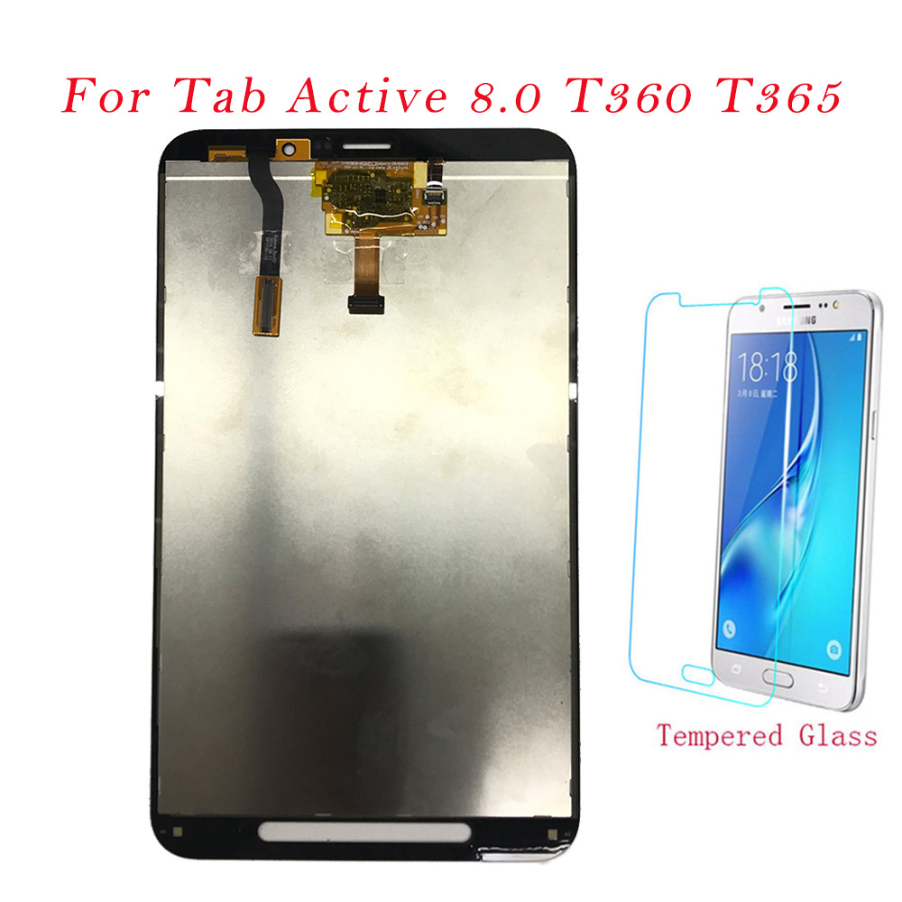 Test Tablet LCDs For Samsung T360 T365 LCD Display Touch Screen Digitizer Assembly For Samsung Galaxy Tab Active 8.0 SMT360 T365Test Tablet LCDs For Samsung T360 T365 LCD Display Touch Screen Digitizer Assembly For Samsung Galaxy Tab Active 8.0 SMT360 T365