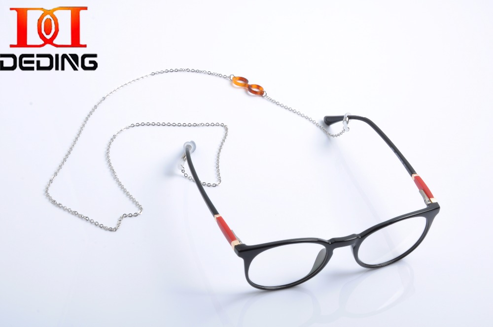 DEDING 4pcs Sunglasses Glasses Neck Strap Cord Eyeglasses Holder Rope Quality Sunglasses Lanyards Reading Glasses Cord DD1446
