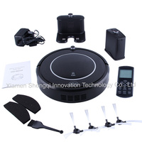 Free Ship Xrobot X550 Classical Robot Vacuum Cleaner Sweep Mop Sterilize Atuo Charging Hand Vacuum