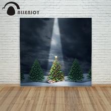 background photo christmas photography Retro tree dark clouds light xmas vinyl color decorations child baby