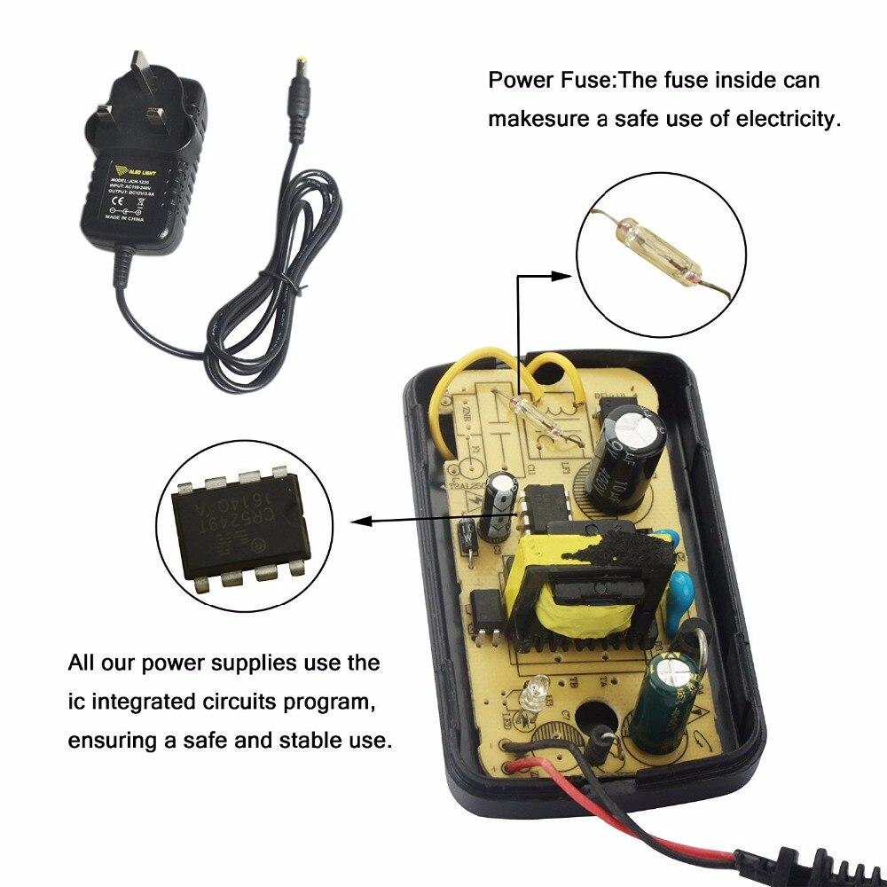 Transformadores de Iluminação plug para ac 110-220 v Tensão de Entrada : Ac110v/220v