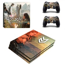 Horizon Zero Dawn PS4 Pro Skin Sticker Vinyl Decal Sticker