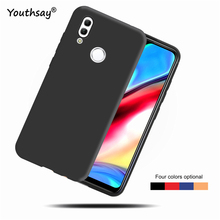 For Huawei Honor 10 Lite Cover Case Matte TPU Soft Fundas Phone