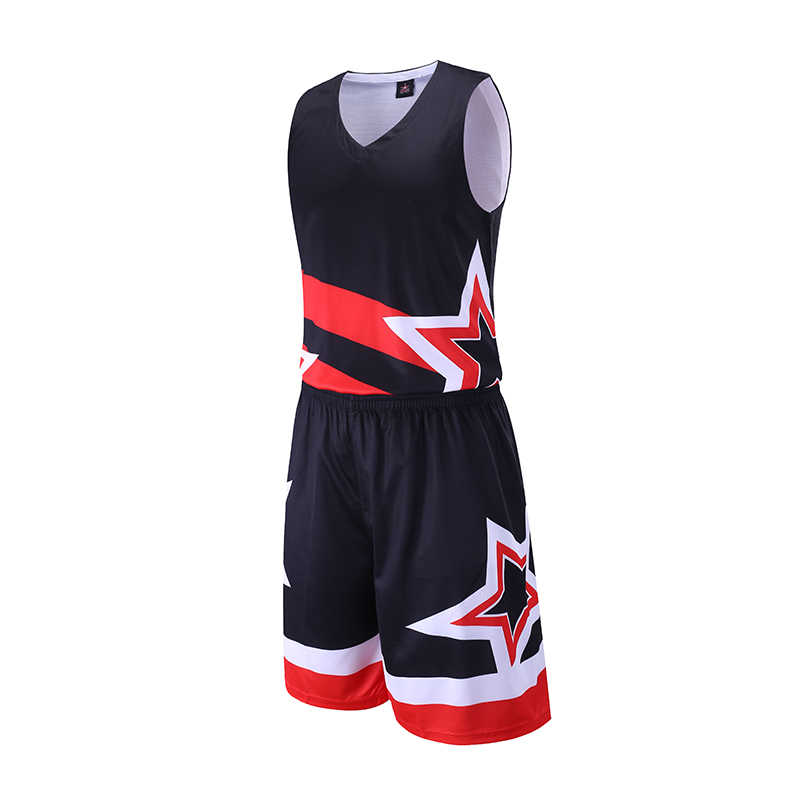Men Women Basketball Jerseys Sets Throwback Uniforms Sports Kit Jersey Shirts Shorts Suits Breathable Quick Dry Team Customized
