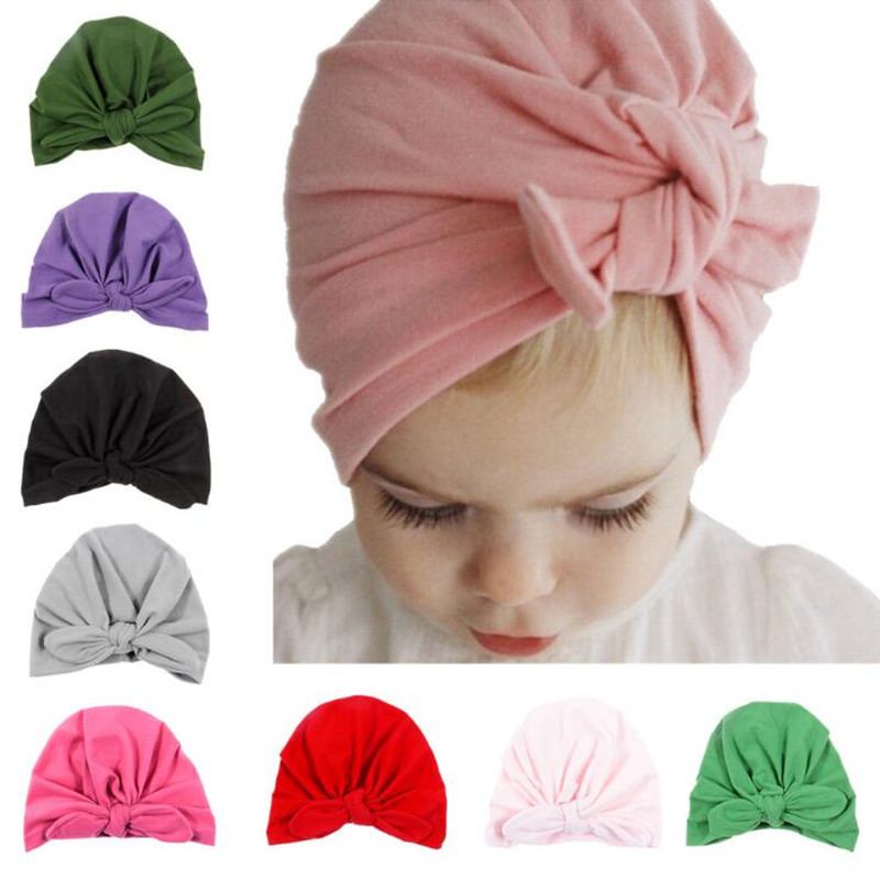 New Arrival  Hat Spring autumn Cotton Baby Hat For Girls Boys Newborn Bohemia Style Baby Hat Accessories