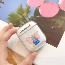 Get more info on the Case for airpods Cute Earphone Case For AirPods Cover Cartoon Wireless airpods Accessories for Airpods Transparent Hard PC Case