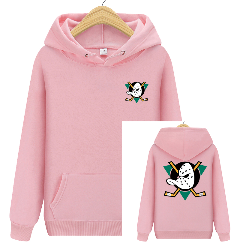 2019 13 Colors Anaheim Ducks Logo Printed Mens Hoodie Brand Male Top Sweatshirt Best Present For Boy Free Shipping M-2xl To Win A High Admiration Back To Search Resultsmen's Clothing