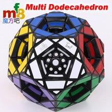 Cubo Magico di Puzzle Mf8 Dodecahedron Cube Multi Dodecahed Megamin Raccolta Master Deve Twist Giocattoli Educativi Professionali
