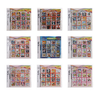 Nintendo NDS Video Game Cartridge Console Card Compilations English Multi Language Version