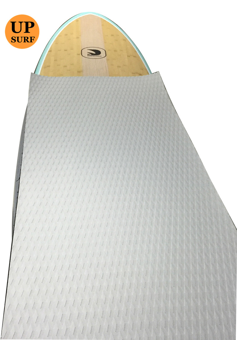 SUP Deck Pads EVA Foam white/black/grey color 240cmx90cmx0.5cm Traction Pad yacht mat Surfboards Pads yatch deck pad presale(China)