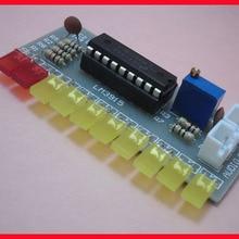 1 PCS DIY Kit Level Indicator Electronic Production Suite LM