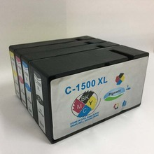Vilaxh pgi-1500 pgi1500 compatible ink cartridge for Canon maxify MB2050 MB2354 MB2355 MB2356 MB2357 MB2150 MB2750 with chip