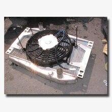 Для автомобилей Система охлаждения Универсальный Автомобильный Электрический вентилятор радиатора монтажный комплект тяги пружинный набор инструментов Запчасти для автомобильных вентиляторов
